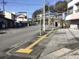 福寿園前バス停