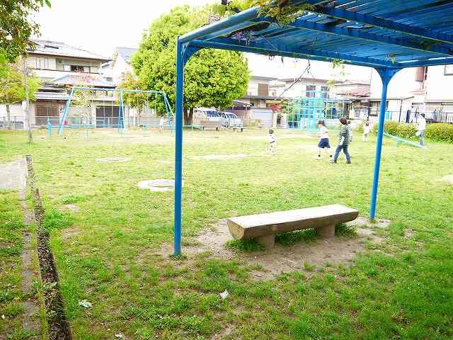 南永井第2号街区公園の画像
