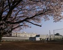 毛呂山町立川角中学校