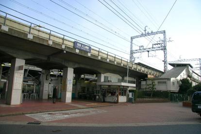 阪急大山崎駅の画像1