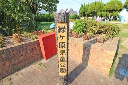 緑ヶ原児童公園の画像2