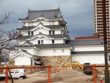 尼崎城の画像1