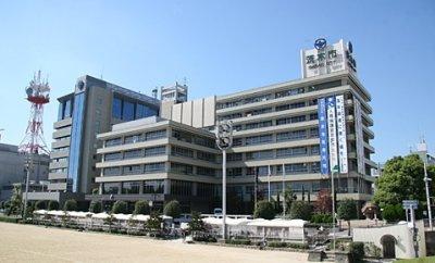 茨木市役所の画像1
