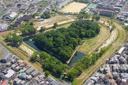 今城塚古墳の画像1
