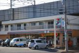 セブンイレブン 横浜三枚町店