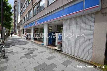 ローソン 新宿御苑駅前の画像1