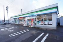 ファミリーマート 新津山谷店