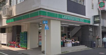 ローソンストア100 LS新宿一丁目店の画像1