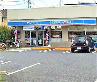ローソン 練馬土支田通店の画像1