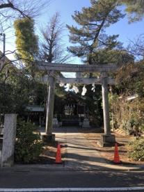葛谷御霊神社の画像1
