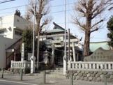 東林間神社参集殿