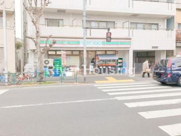 ローソンストア100 中野大和町三丁目店の画像1