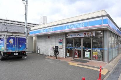 ローソン神戸菊水町1丁目店の画像1