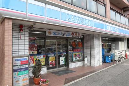 ローソン荒田町3丁目店の画像1