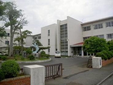 焼津市港中学校の画像1