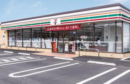 セブンイレブン 大阪中川5丁目店の画像1