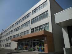 札幌市立栄南中学校の画像1