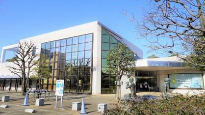 ふじみ野市/上福岡図書館の画像1