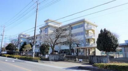 鶴ヶ島市/藤中学校の画像1