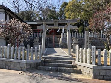 あやめ池神社の画像1