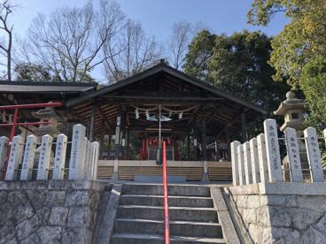 あやめ池神社の画像3