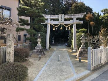 三輪神社の画像1