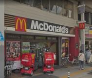 マクドナルド 巣鴨店