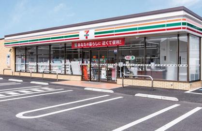 セブンイレブン 伊勢崎三和町店の画像1