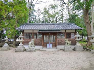 八剣神社(田井庄町)の画像1