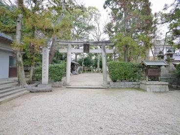八剣神社(田井庄町)の画像2