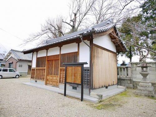 岩上神社(富堂町)の画像