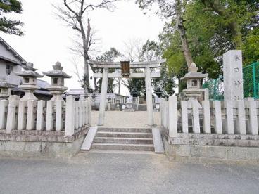 春日神社(杉本町)の画像1