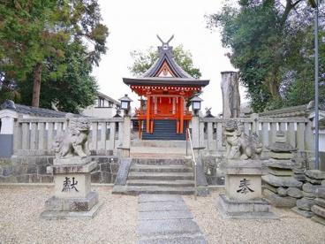 熊野神社(平等坊町)の画像1