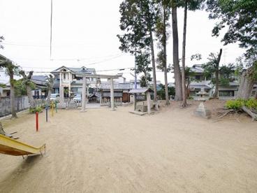 熊野神社(平等坊町)の画像3