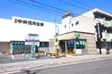 京都中央信用金庫賀茂支店