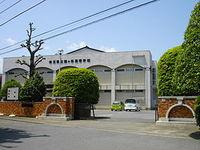 埼玉県立越ヶ谷高等学校の画像1