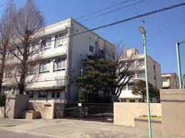 名古屋市立供米田中学校の画像1