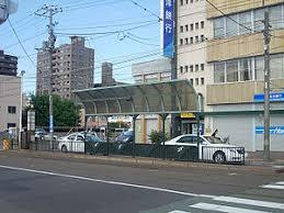 札幌市電「西線9条旭山公園通」駅の画像1