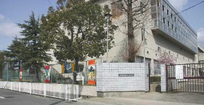 南武庫之荘中学校の画像1