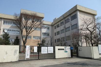尼崎市立小田北中学校の画像1