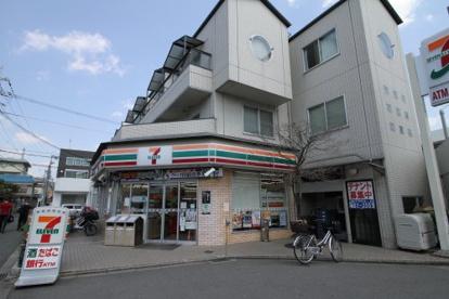 セブンイレブン 京都花園店の画像1