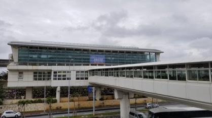 那覇空港駅の画像1
