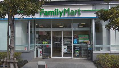 ファミリーマート オンワードベイパークビル店の画像1