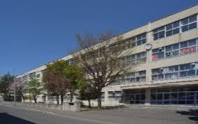 札幌市立発寒中学校の画像1