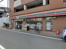 セブンイレブン 川崎京王稲田堤北口店