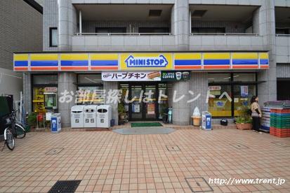 ミニストップ 新宿若松町店の画像1