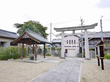 矢田坐久志玉比古神社(やたにますくしたまひこじんじゃ)の画像2