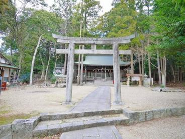 矢田坐久志玉比古神社(やたにますくしたまひこじんじゃ)の画像4