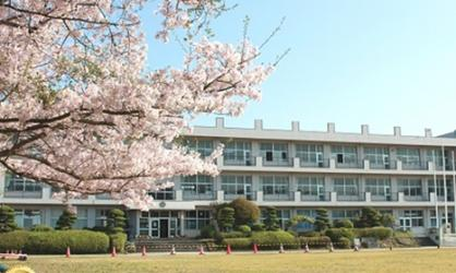山陽小野田市立津布田小学校の画像1