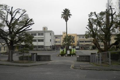 宇部市立藤山中学校の画像1